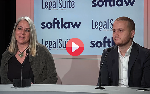 L'intelligence Artificielle au service des directions juridiques by Softlaw et Legal Suite